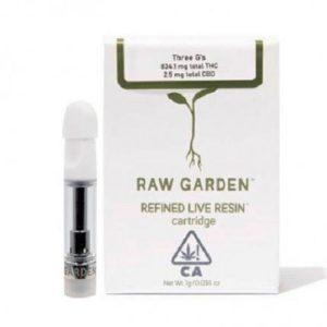 Buy Raw Garden Weed
